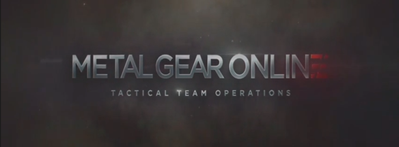 Hideo Kojima presenta Metal Gear Online: Tactical Team Operations