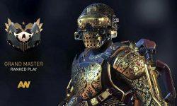 Call of Duty: Advanced Warfare Grand Master Character Gear set Armadura Gran Maestro