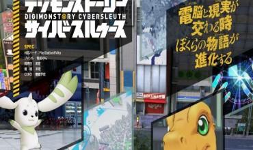 Digimon Story: Cypher Sleuth para PS Vita