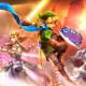 Hyrule Warriors Link Zelda