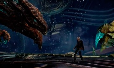 Espectacular demo de Scalebound