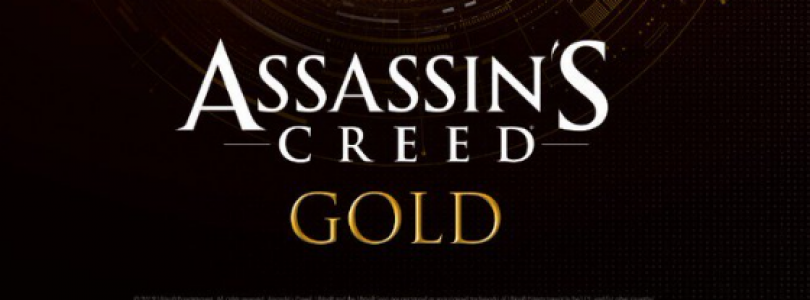 Ubisoft anuncia Assassin's Creed Gold