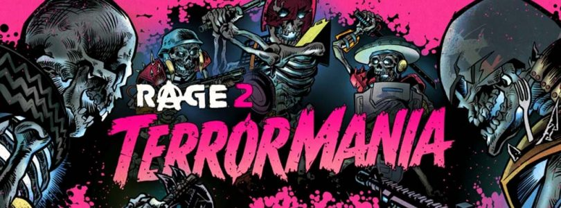 RAGE 2: TerrorMania ya disponible