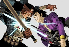 Travis Strikes Again: No More Heroes Complete Edition review pic000