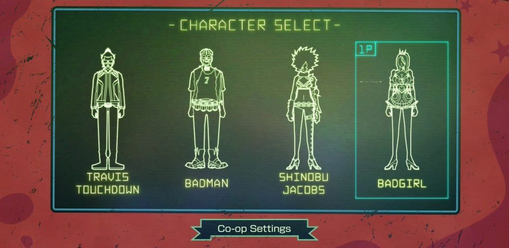 Travis Strikes Again: No More Heroes Complete Edition new chars pic002