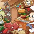 burgertime party! pic000