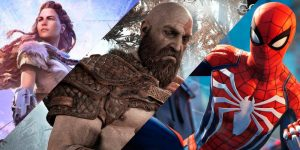 God of War 2, Marvel's Spider-Man 2 y Horizon Zero Dawn 2 podrían ser lanzados el mismo año en PlayStation 5