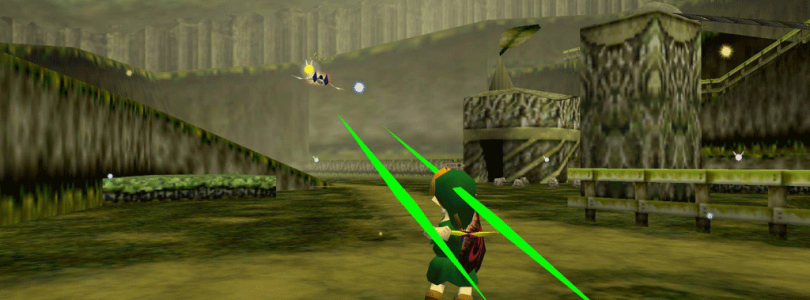 Speedrunner de The Legend of Zelda hace aparecer las naves Star Fox sin usar trampas