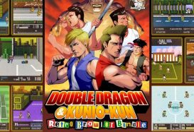 Double Dragon & Kunio-kun Retro Brawler Bundle Review