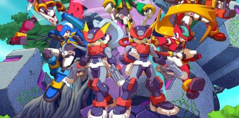 Mega Man Zero ZX Legacy Collection retrospective 3