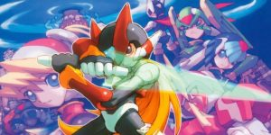 Mega Man Zero ZX Legacy collection retrospective 1 pic000