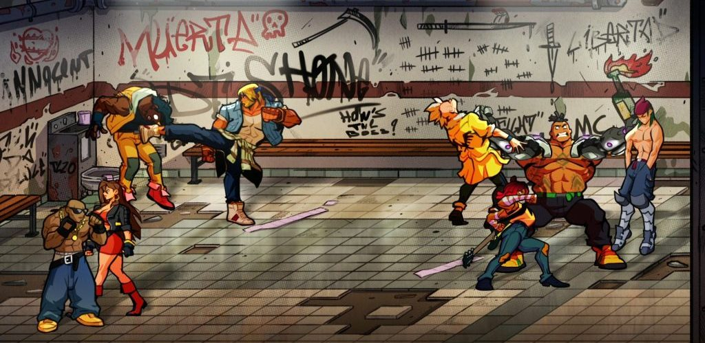 streets of rage 4 floyd pic001