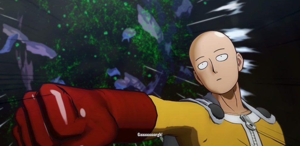 ONE PUNCH MAN: A HERO NOBODY KNOWS review 011