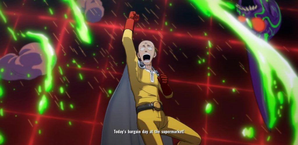 ONE PUNCH MAN: A HERO NOBODY KNOWS review 004