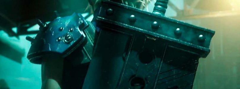 Final Fantasy VII Remake: Fan recrea la Buster Sword de Cloud con cartón