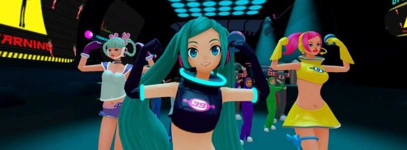 Space Channel 5 VR: Kinda Funky News Flash! pic002