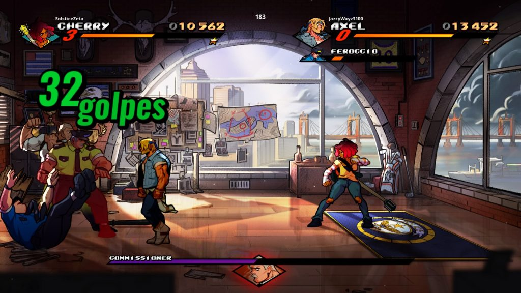 Streets of Rage 4 review pic001