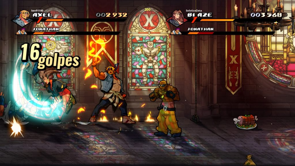 Streets of Rage 4 review pic004