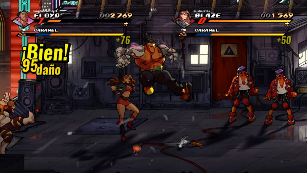 Streets of Rage 4 review pic005