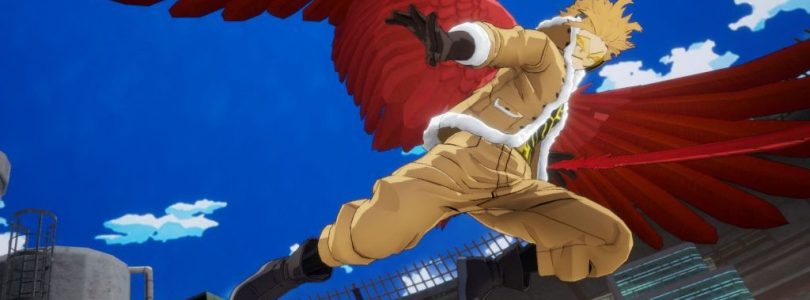 My Hero One's Justice 2 hawks pic001