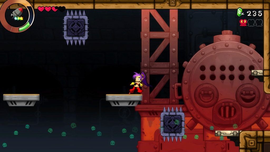 Shantae and the Seven Sirens review 002