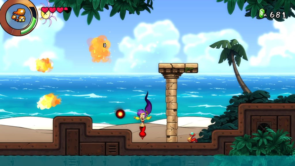 Shantae and the Seven Sirens review 001