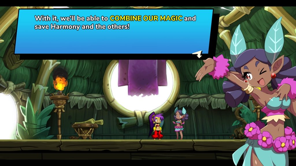 Shantae and the Seven Sirens review 010
