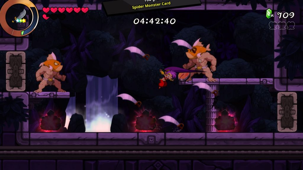 Shantae and the Seven Sirens review 012