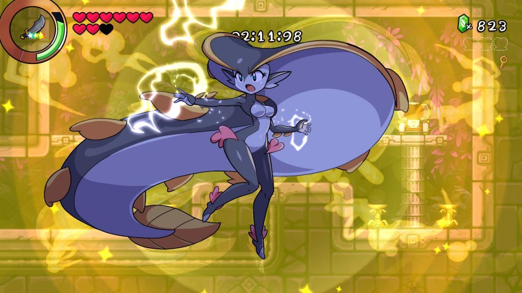 Shantae and the Seven Sirens review 005