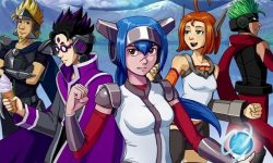 crosscode launch pic000