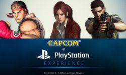 Capcom presente en la PlayStation Experience