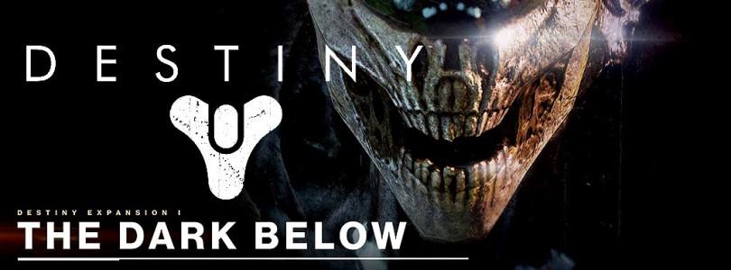 Destiny The Dark Below La Profunda Oscuridad