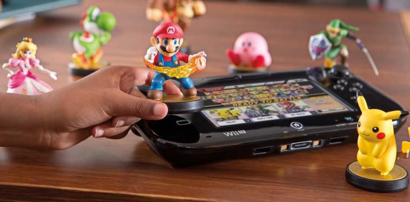Nintendo, amiibo, wii u