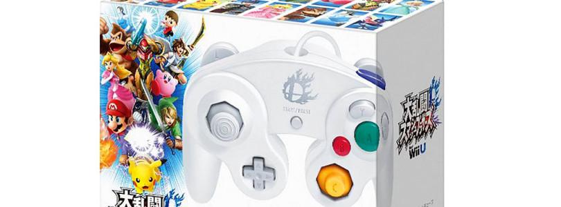 Wii u mando Super Smash Bross Wii U