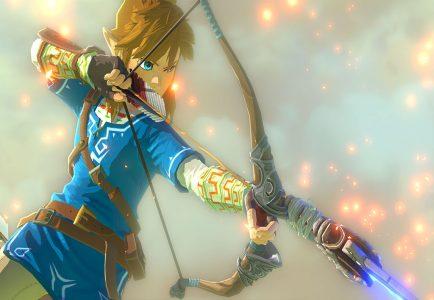 nuevo gameplay de legend of zelda