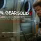 MGS: Ground Zeroes – Steam revela precio y requerimientos