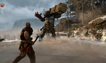 God of War: Mira lo que traerá la actualización Day One