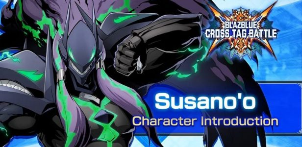 BlazBlue Cross Tag Battle 2 Susanoo