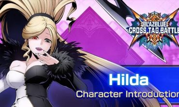 Hilda BlazBlue Cross Tag Battle 2 pic000