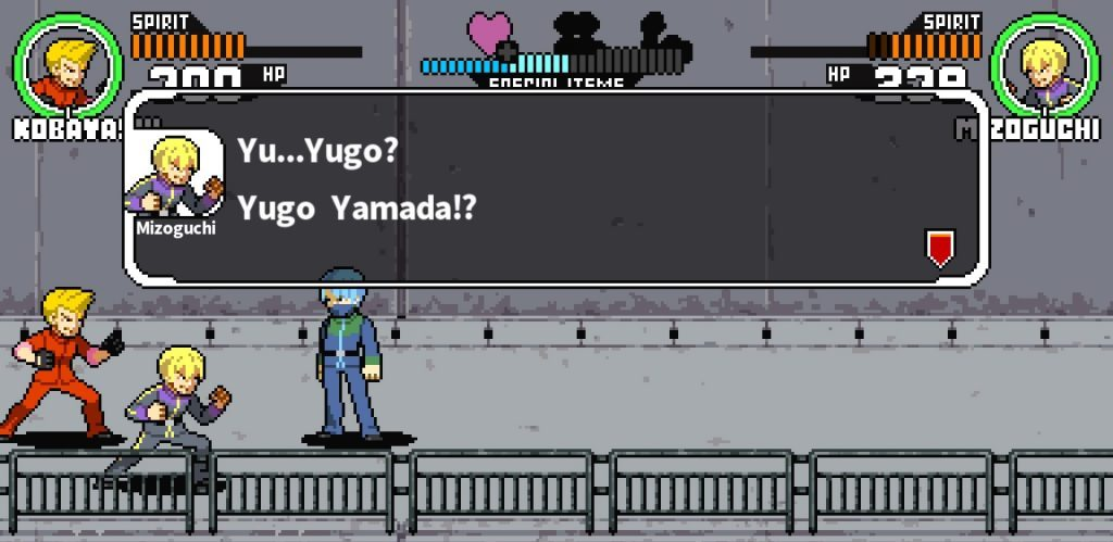 STAYCOOL, KOBAYASHI-SAN!: A RIVER CITY RANSOM STORY review pic002
