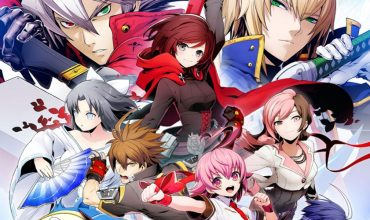 BLAZBLUE CROSS TAG BATTLE main pic