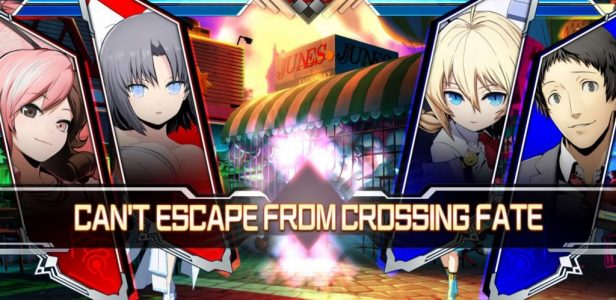 BLAZBLUE CROSS TAG BATTLE 2.0 music 000