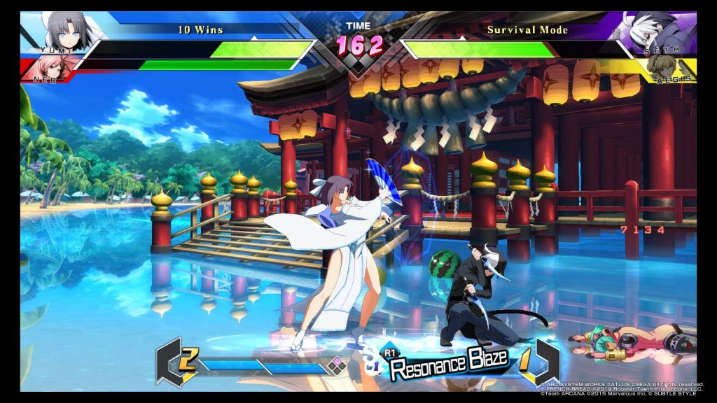 BLAZBLUE CROSS TAG BATTLE review pic001