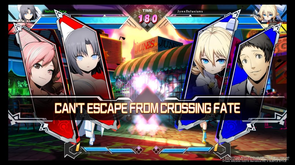BLAZBLUE CROSS TAG BATTLE review pic006