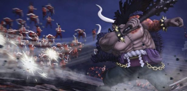 One Piece Pirate Warriors 4 big mom pic000