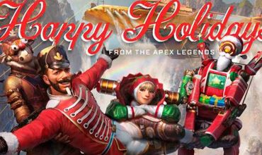 Apex Legends se pone festivo con el evento  Galletas Holofestivas de Mirage