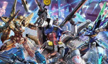 MOBILE SUIT GUNDAM EXTREME VS. MAXIBOOST ON anuncio pic001