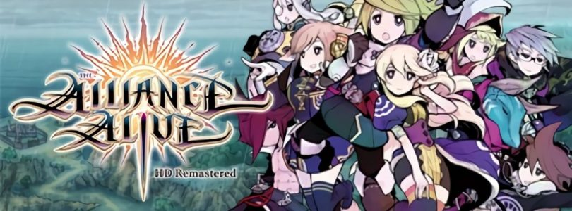 The Alliance Alive HD Remastered pc launch pic000
