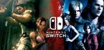 Resident Evil 5 & 6 (Nintendo Switch)