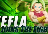 Dragon Ball FighterZ ultra instinto kefla pic000